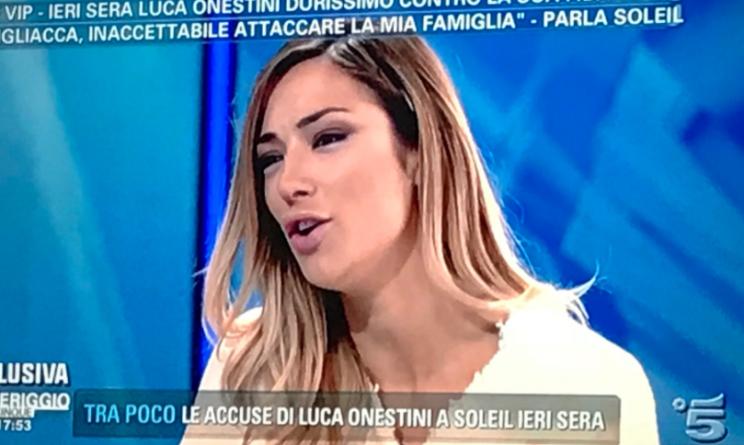 GF Vip Luca Onestini