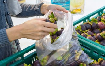 Tassa sulla spesa 2018: dal 1 gennaio sacchetti frutta e verdura a pagamento