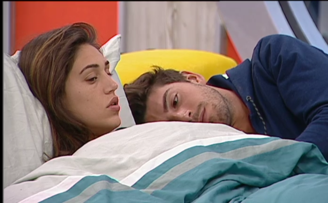 GF VIP: resa dei conti tra Francesco e Cecilia