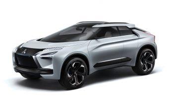 Mitsubishi e-Evolution Concept caratteristiche e scheda tecnica: un SUV completamente elettrico