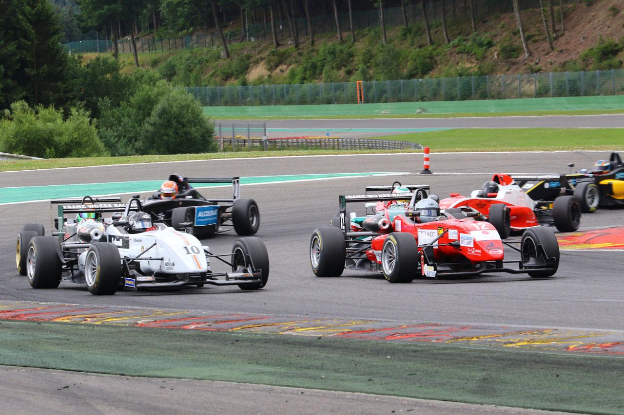 Aci Racing weekend Formula 2