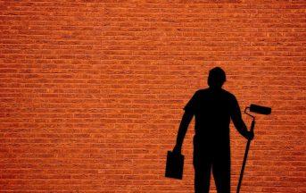 Rinfrescare casa con l'imbiancatura: le mansioni ed il costo di un imbianchino