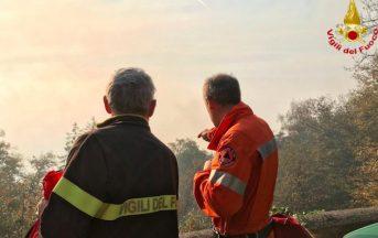 Incendi in Piemonte ultime notizie, situazione ancora grave, Chiamparino: «Dare la caccia ai piromani»