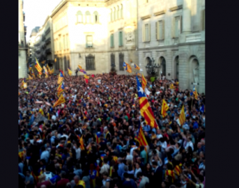 """Catalogna, Parlament approva indipendenza, Rajoy: """"Atto criminale, reagiremo"""""""