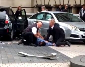 """Londra auto sui pedoni, rilasciato conducente: """"Solo un incidente"""""""
