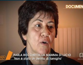 """Omicidio Noemi, la madre di Lucio a Quarto Grado: """"Mi sono pentita di ciò che ho detto, mi vergogno"""""""