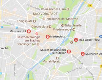 Monaco di Baviera 4 persone accoltellate in centro: aggressore in fuga