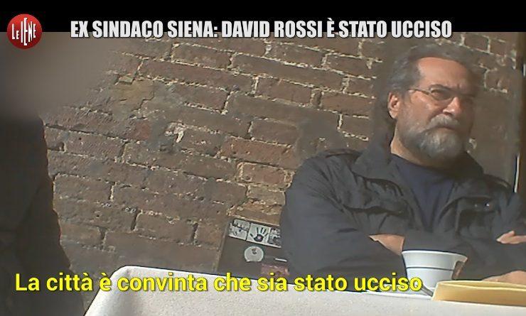 Caso David Rossi, Piccini choc in tv. Il procuratore: