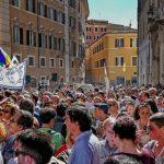 rosatellum bis proteste montecitorio