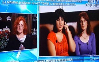 Sarah Scazzi news: quando Sabrina mentiva davanti alle telecamere, mamma Concetta disposta a perdonarla