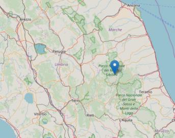 Terremoto oggi in centro Italia e Sicilia: scosse magnitudo 3.3 e 2.5 all'alba