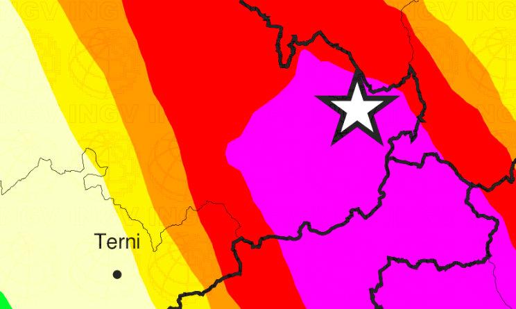 Terremoto oggi nel Salernitano: scossa magnitudo 3.8 tra Padula e Montesano