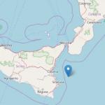 scossa magnitudo 3 al largo di siracusa