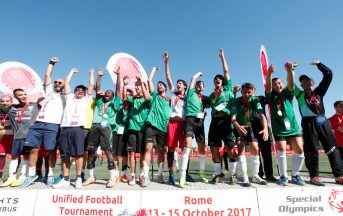 Change the game: Special Olympics Unified Football Tournament, un successo per tutti
