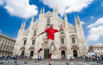 Ecco gli stilosissimi calzini ViaCalzabigi ispirati alle squadre in cui ha militato Francesco Coco