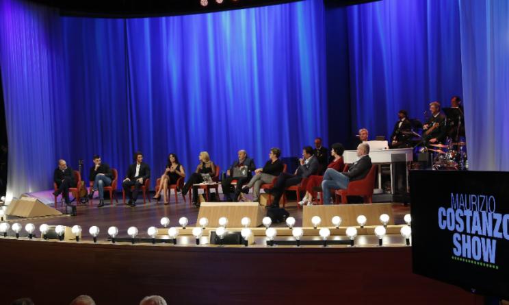 Monte e De Martino: gli ex ospiti al Maurizio Costanzo Show