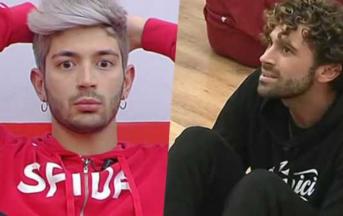 """Amici 17 daytime, tensione tra Mose e Luca Vismara: """"Avete perso per le tue manie di protagonsimo"""""""