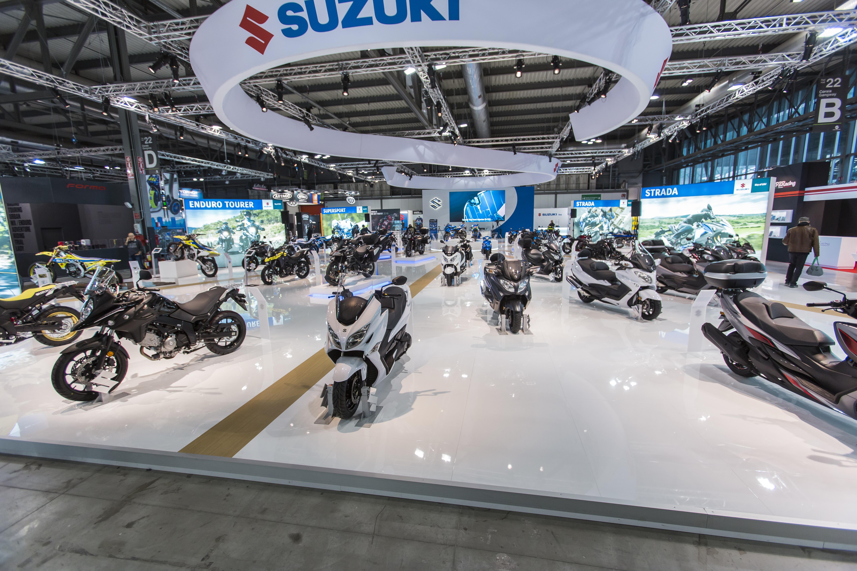 Suzuki Eicma