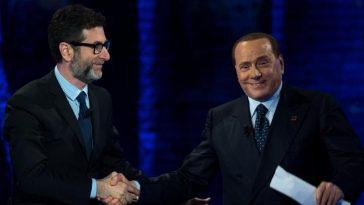 Berlusconi da Fazio