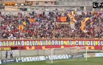 Diretta Catanzaro – Cosenza dove vedere in tv e streaming gratis Serie C