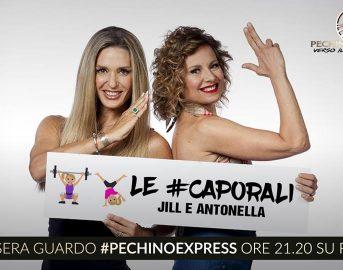 Pechino Express 2017: chi sono le Caporali ovvero Antonella Elia e Jill Cooper?