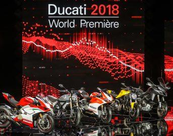 Ducati nuovi modelli moto 2018: ecco le novità in anteprima in vista di EICMA 2017