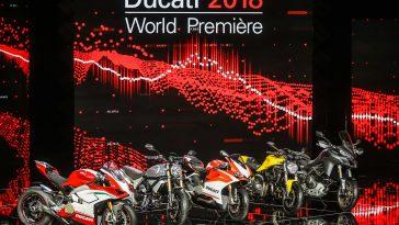 Ducati nuove moto 2018 Eicma