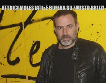 """Fausto Brizzi accusato di molestie da dieci donne, Asia Argento: """"È lui il Weinstein italiano"""""""