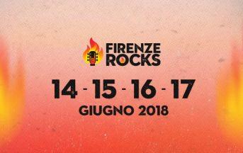 Firenze Rocks 2018 date, biglietti, programma completo e line-up: tutto quello che devi sapere