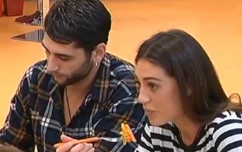 GF Vip 2 Cecilia Rodriguez e Ignazio Moser: Tonon gli offre una stanza, Jeremias si arrabbia
