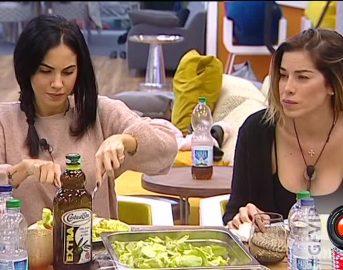 GF Vip 2 Aida Yespica e la frecciatina a Cecilia Rodriguez contro Ignazio Moser (VIDEO)