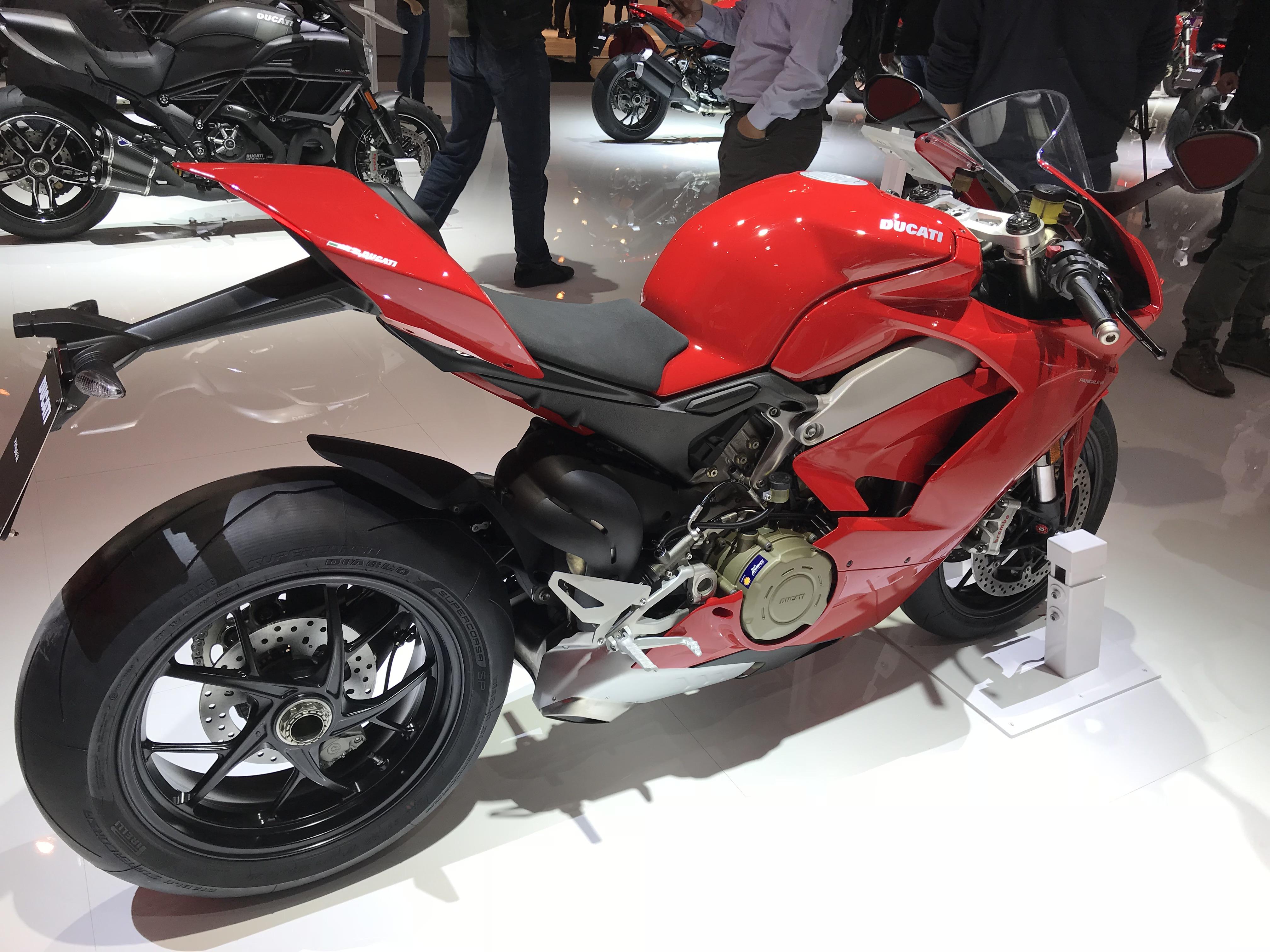 Ducati V4 Panigale