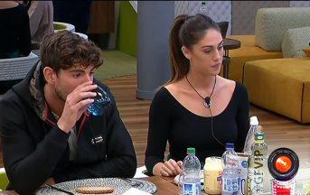 GF Vip 2 Ignazio Moser pronto a uscire se verrà eliminata Cecilia Rodriguez