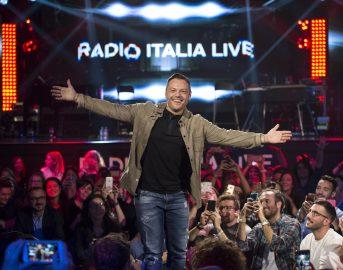 Radio Italia Live, Tiziano Ferro in concerto stasera su Real Time