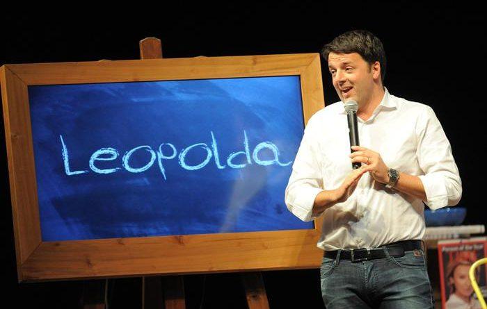 Renzi chiude la Leopolda: