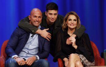 Maurizio Costanzo Show prima puntata del 9 novembre 2017: Stefano Bettarini balla con Simona Ventura (FOTO e VIDEO)