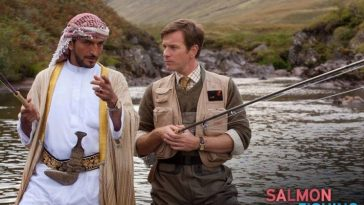 Salmon Fishing in the Yemen facebook