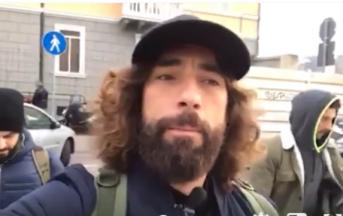 Striscia la Notizia, Vittorio Brumotti aggredito a Napoli: le foto