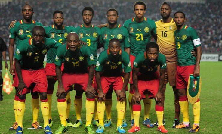 Diretta Zambia - Camerun