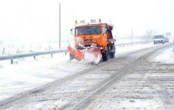 Anas lavora con noi: operatori specializzati per sgombero neve
