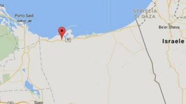 moschea bomba nord sinai oggi