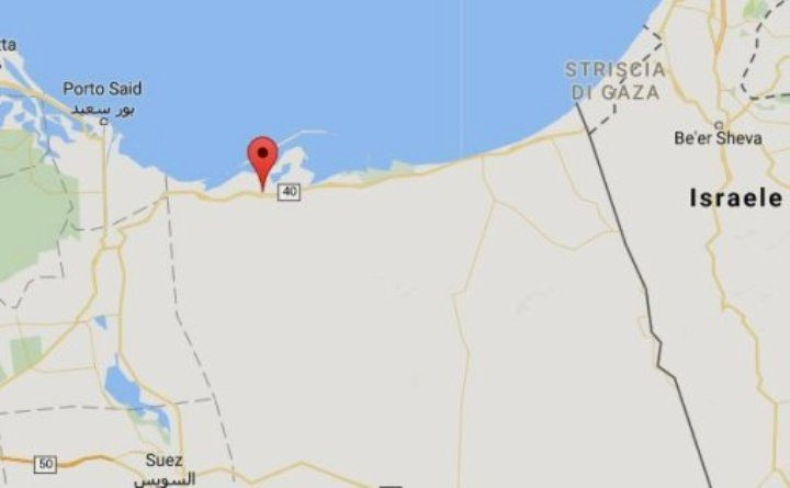 Strage nella moschea: 235 morti