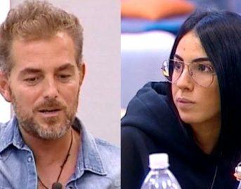 GF Vip Giulia De Lellis confidenze a luci rosse: la domanda a Daniele è a dir poco imbarazzante