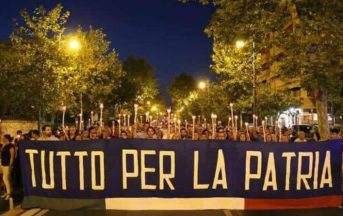 L'estrema destra dilaga in Toscana