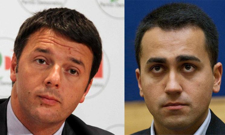 Confronto TV annullato Renzi Di Maio