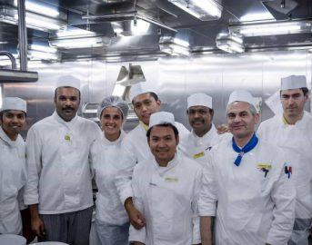 Costa Crociere: formazione e lavoro come cuochi di bordo