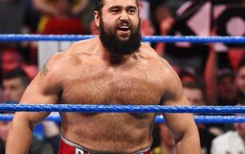 """Rusev WWE wrestling intervista esclusiva: """"Sono pronto per il titolo"""""""
