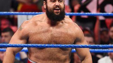 Rusev wwe wrestling intervista