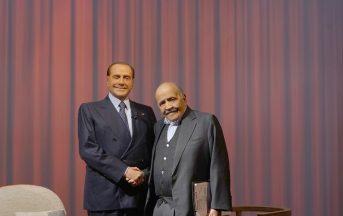 """Silvio Berlusconi a L'Intervista di Maurizio Costanzo: """"Penso di vincere alle prossime elezioni"""""""