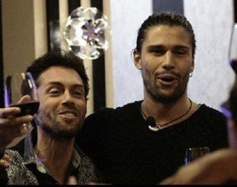 Grande Fratello Vip 2, l'amicizia tra Luca Onestini e Raffaello Tonon è una lezione di vita